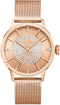JBW Women's Belle Stainless Steel Diamond Watch