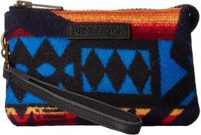 Pendleton - Three Pocket Keeper Clutch Handbags