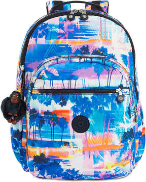 Kipling Seoul Go Extra Large Backpack - PRINTED PRISM - STYLE