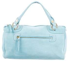 Celine Suede Boston Bag