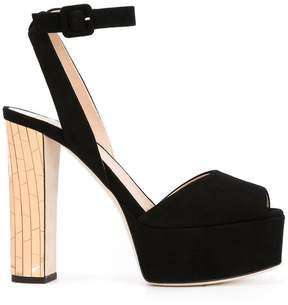 Giuseppe Zanotti Design Betty platform sandals