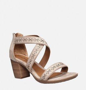 Avenue Siena Criss Cross Perforated Sandal