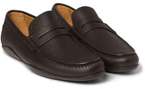 Harry's of London Basel 4 Grained-Leather Penny Loafers
