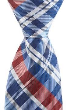 Class Club Basic Plaid 50 Tie