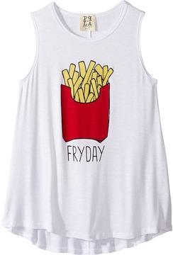 (+) People People Fry Day Tank Top (Big Kids)