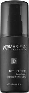 Dermablend Set + Refresh Long-lasting Makeup Setting Spray