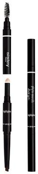 Sisley Paris Phyto-Sourcils Design 3-In-1 Eyebrow Pencil - Brun