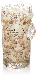 LoLLIA Petite Perfumed Luminary - Breathe No. 19