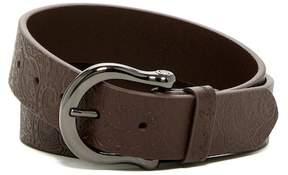Robert Graham Vince Leather Belt
