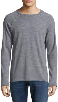 Life After Denim Men's Troubadour Merino Wool Raglan Shirt