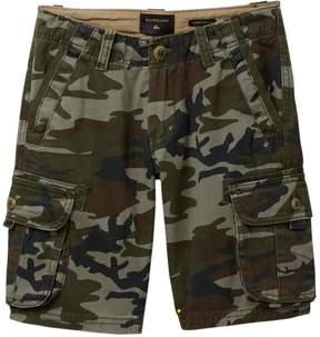 Quiksilver Everyday Deluxe Cargo Shorts (Big Boys)