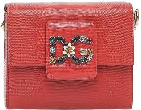 Dolce & Gabbana Minibag Millennials Red - ROSSO - STYLE