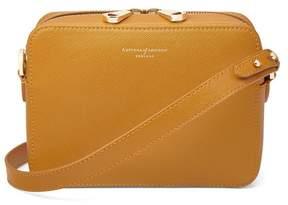 Aspinal of London Camera Bag In Mustard Saffiano