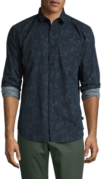 Globe Men's Clancy Printed Sportshirt