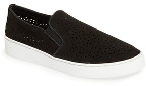 Vionic Women's Perforated Slip-On Sneaker