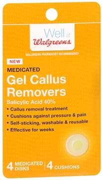 Walgreens Medicated Gel Callus Removers