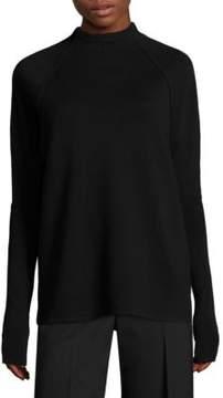 Aquilano Rimondi Wool Mockneck Sweater