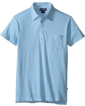 Toobydoo Short Sleeve Polo Boy's Short Sleeve Pullover