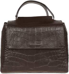 Orciani Leather Tote