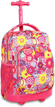 J World Sunny Wheeled Backpack