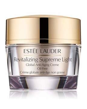 Estee Lauder Revitalizing Supreme Light Global Anti-Aging Creme Oil-Free Crème, 1.7 oz.