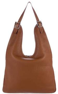 Hermes Clemence Massai GM - BROWN - STYLE