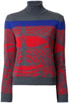 Kolor turtleneck jumper