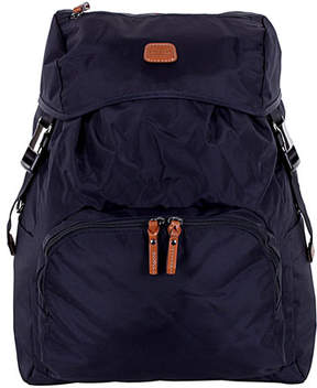 Bric's Navy X-Bag Excursion Backpack