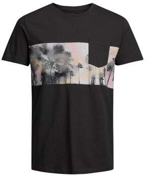 Jack and Jones Filter Short-Sleeve Cotton Tee