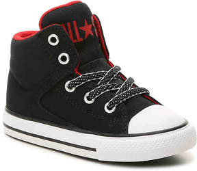 Converse Boys Chuck Taylor All Star High Street Toddler High-Top Sneaker