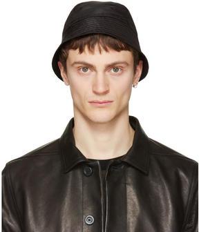 Rick Owens Black Giligan Hat