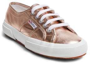 Superga Metallic Lace-Up Sneaker