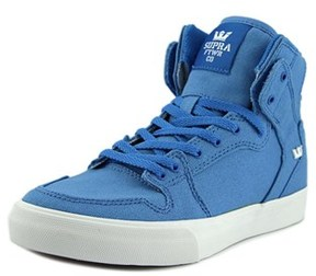 Supra Kids Vaider Round Toe Synthetic Sneakers.