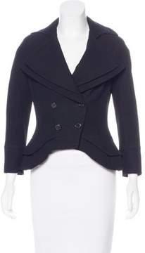 Christian Dior Tailored Virgin Wool Jacket