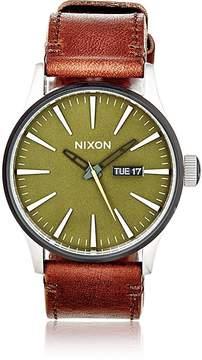Nixon Men's Sentry Watch