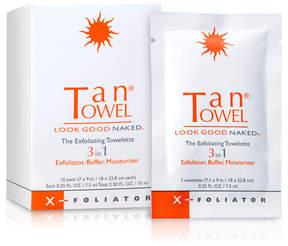 TanTowel X-foliator, 10 Pack