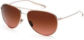 Salt Francisco Polarized Aviator Sunglasses