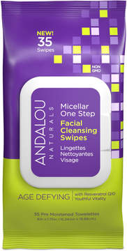 Andalou Naturals Age Defying Micellar Facial Swipes