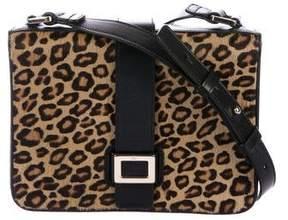 Roger Vivier Ponyhair Crossbody Bag
