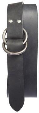 Frye Men's Harness Leather Belt