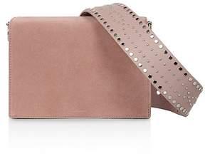 AllSaints Billie Mini Leather Crossbody