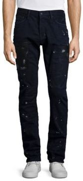 PRPS Heavy Twill Distressed Jeans