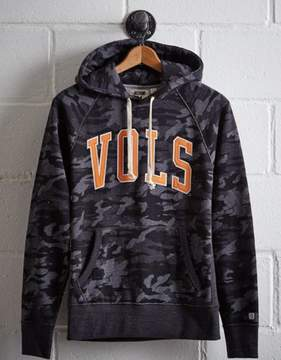 Tailgate Men's Tennessee Popover Camo Hoodie