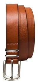 Eleventy Men's 979ci0064cin2301204 Brown Leather Belt.