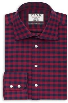 Thomas Pink Holbrook Check Slim Fit Dress Shirt - Bloomingdale's Regular Fit