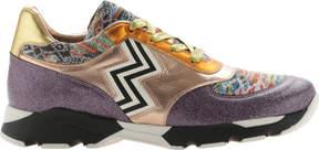 Missoni Footwear ZigZag Multi Sneaker (Women's)