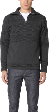 S.N.S. Herning Fisherman Zip Sweater