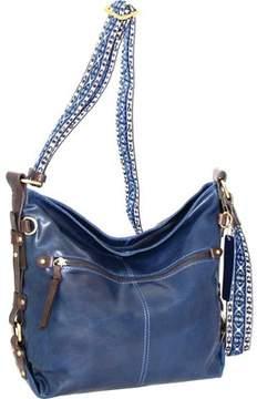 Nino Bossi Elissa Leather Crossbody Bag (Women's)