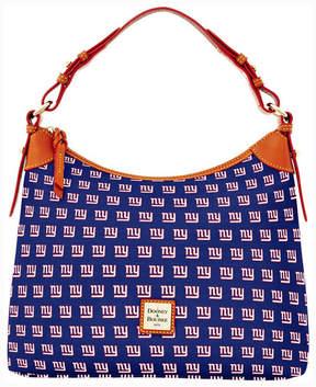 Dooney & Bourke New York Giants Hobo Bag - NAVY - STYLE