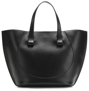 Victoria Beckham Large Tulip leather tote